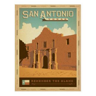 Save the Date | San Antonio, TX Postcard