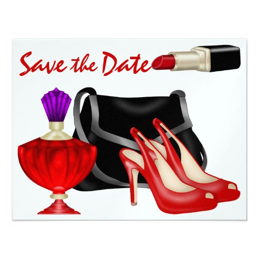 Save the Date - SRF Personalized Announcements