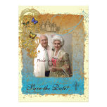Save the date Storybook Photo Invitation