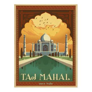 Save the Date   Taj Mahal, India Postcard