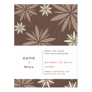 SAVE THE DATE :: vitality Postcard