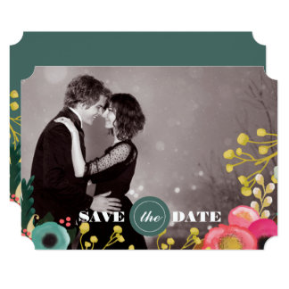 Save the Date Wedding Announcements | Custom Photo
