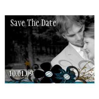 Save the Date with YOUR Photo Postcard