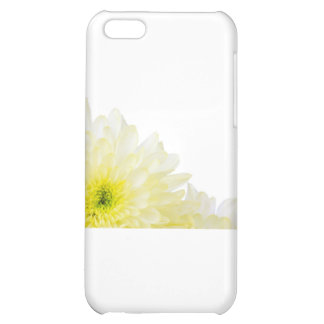 Save the Date yellow flower iPhone 5C Case