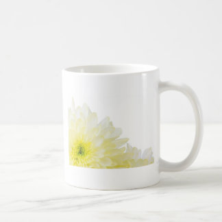 Save the Date yellow flower Mug
