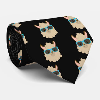 Save the drama for your Llama Tie