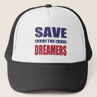Save the dreamers trucker hat