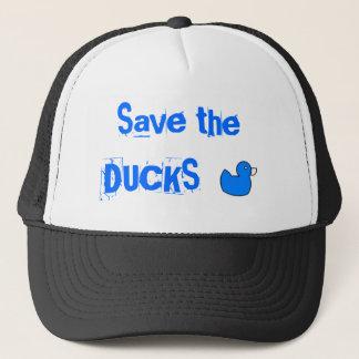 Save the Ducks Trucker Hat