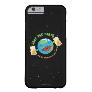 Save The Earth Barely There iPhone 6 Case