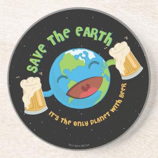 Save The Earth Coaster