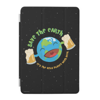 Save The Earth iPad Mini Cover