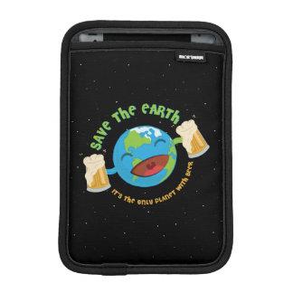 Save The Earth iPad Mini Sleeve
