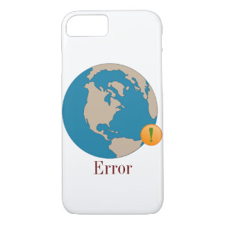 Save the Earth iPhone 7 Case