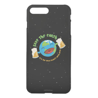 Save The Earth iPhone 7 Plus Case