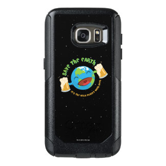 Save The Earth OtterBox Samsung Galaxy S7 Case