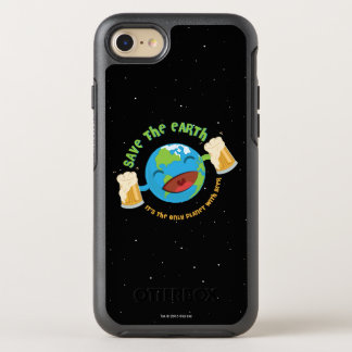 Save The Earth OtterBox Symmetry iPhone 7 Case