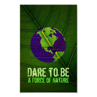 Save the Earth posters