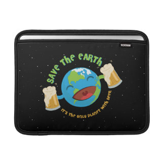 Save The Earth Sleeve For MacBook Air