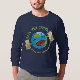 Save The Earth Sweatshirt