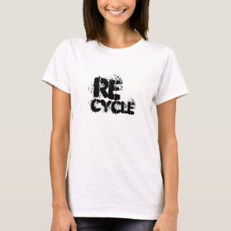 SAVE THE EARTH tshirt Recycle CleanUp