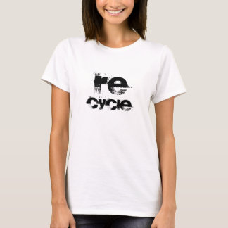 SAVE THE EARTH tshirt Recycle Electric