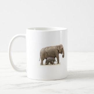 Save the elephants ivory tea coffee mug