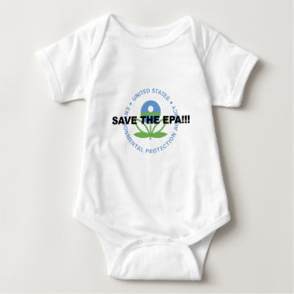 Save the EPA Baby Bodysuit