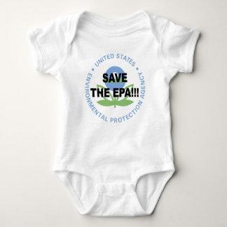 Save the EPA Baby Bodysuit