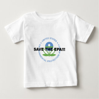 Save the EPA Baby T-Shirt