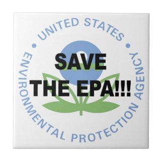 Save the EPA Ceramic Tiles