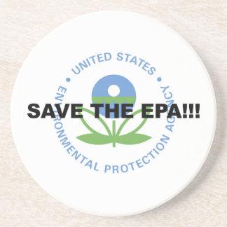 Save the EPA Coaster