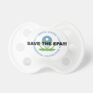 Save the EPA Pacifier
