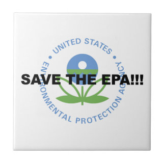 Save the EPA Tile