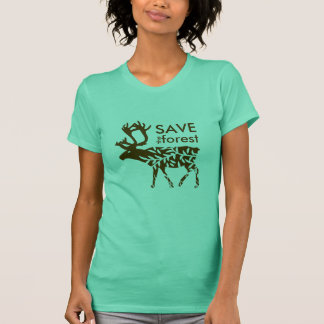 Save The Forest Eco-Friendly T-Shirt