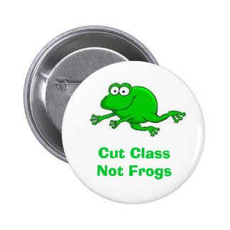 Save the Frogs Button
