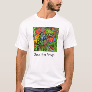 Save the Frogs T-Shirt