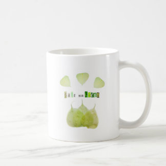Save the Green, ecology concept Coffee Mug