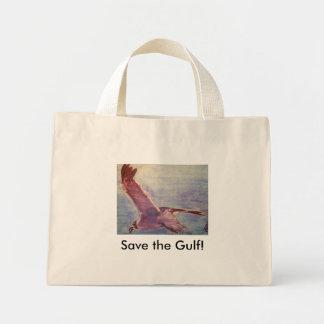Save the Gulf Mini Tote Bag