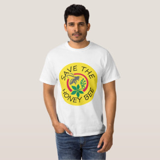 """""""Save the Honey Bee"""" T-Shirt"""