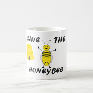 Save the Honeybee Mug