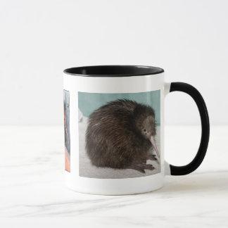 save the kiwis!!! mug