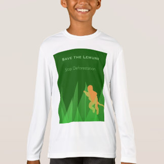 Save the Lemurs T-Shirt