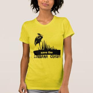 Save the Louisiana coast T-Shirt