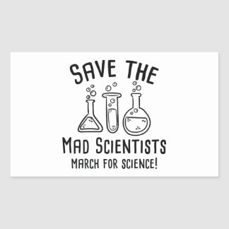 Save The Mad Scientists