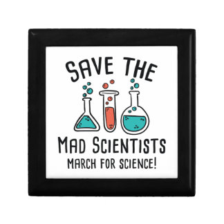 Save The Mad Scientists Gift Box