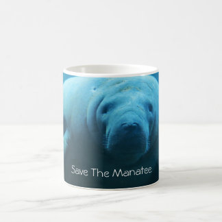 Save The Manatee Coffee Mug