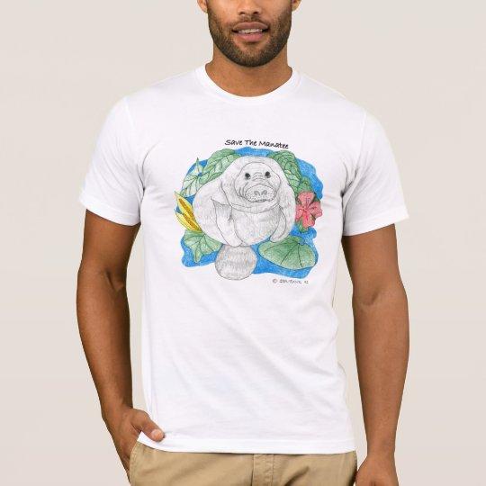 Save The Manatee T-Shirt