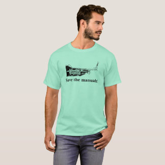 Save the manuals! T-Shirt