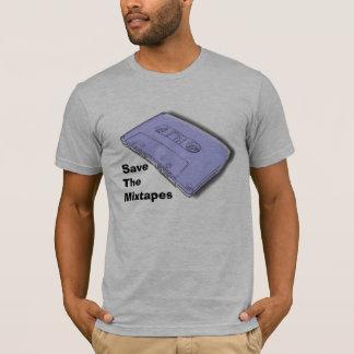Save The Mixtapes T-Shirt