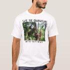 Save the Orangutans Wildlife Rescue T-Shirt